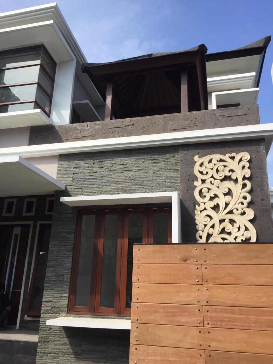 Rumah Tinggal Bp Cokde Suastawa